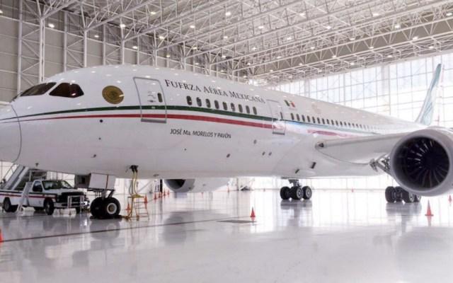 Banobras deberá revelar acuerdo de venta del Avión Presidencial con UNOPS - Avion Presidencial Jose Maria Morelos