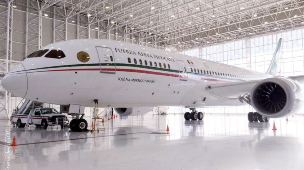 Hay 6 particulares interesados en comprar avión presidencial: Banobras - Avion Presidencial Jose Maria Morelos