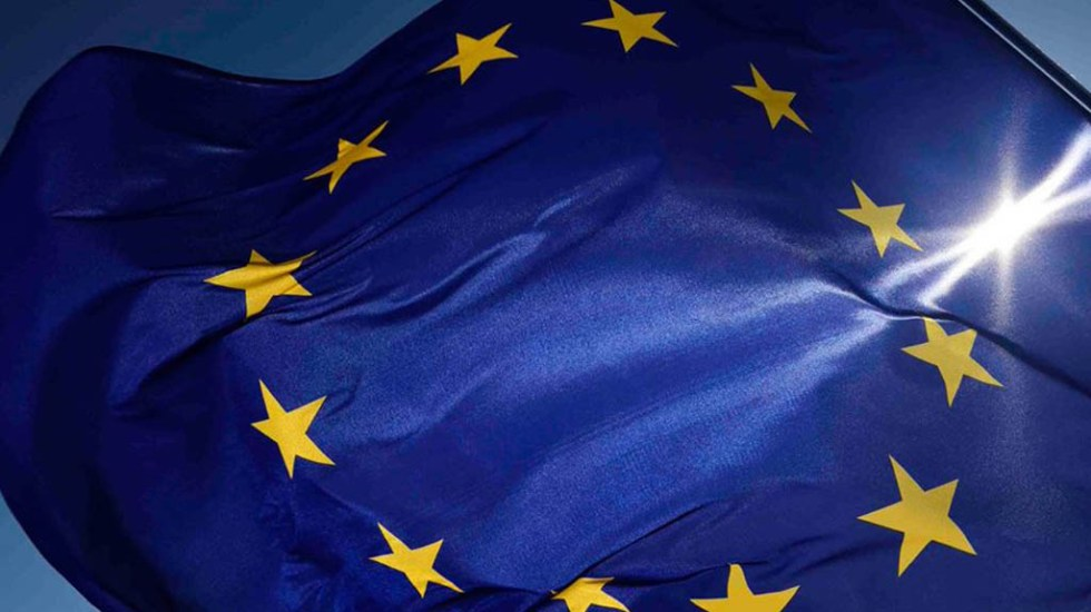 UE prevé hasta 12 mdd de aranceles tras ayuda de EE.UU. a Boeing - Bandera de la Unión Europea. Foto de @EuropeanExternalActionService
