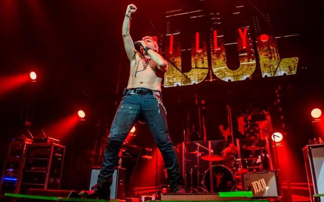 Billy Idol visitará México por primera vez en octubre - Foto de @BillyIdol