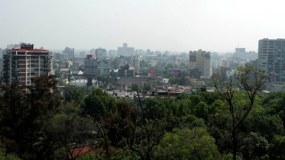 Mala calidad del aire en noreste del Valle de México - Foto de Notimex