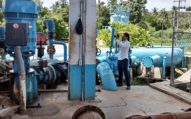 Restablecen servicio de agua en Acapulco tras pago a CFE - Foto de Camapa