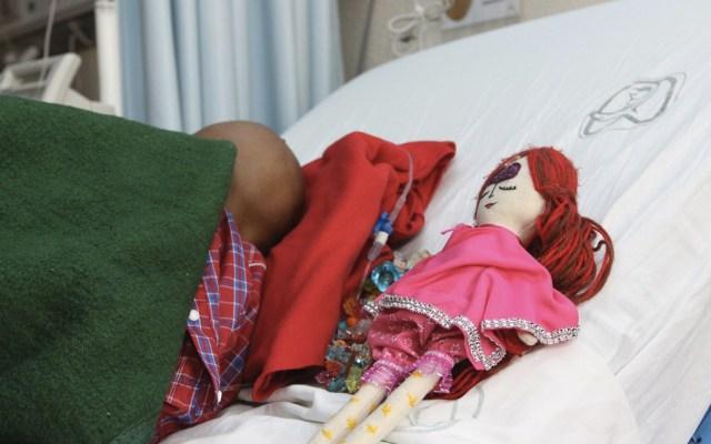 Cáncer infantil es curable si se detecta a tiempo - Foto de IMSS