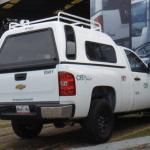 Buscan a siete por robo a camioneta de la CFE en Iztapalapa - robo camioneta cfe