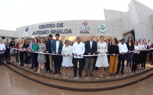 Inauguran complejo del Centro de Autismo en Sinaloa - centro de autismo sinaloa
