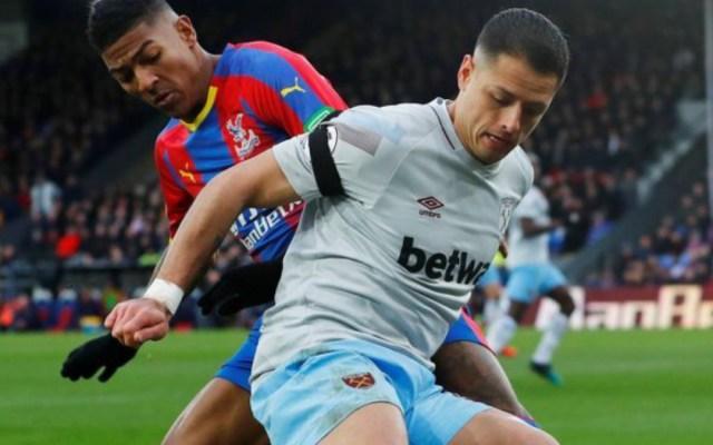 West Ham empata con Chicharito como titular - Chicharito fue titular en el empate del West Ham