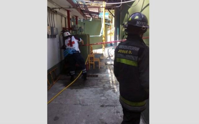 Hallan tres cadáveres de trabajadores en cisterna de club en Atizapán - Foto de @alertasurbanas