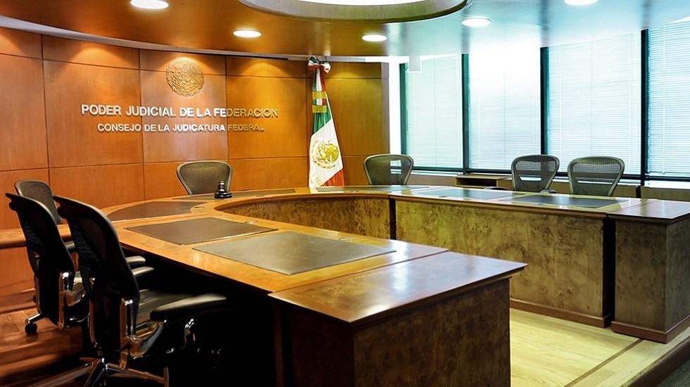 CJF suspende al magistrado Isidro Avelar Gutiérrez - CJF Consejo de la Judicatura Federal. Foto de @cjf_mx