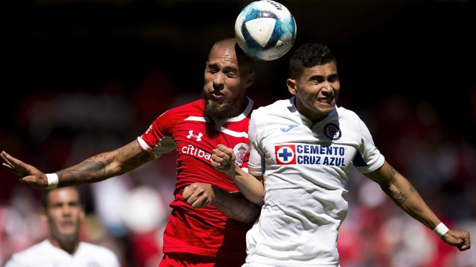 Toluca rescata el empate ante Cruz Azul - Foto de Mexsport