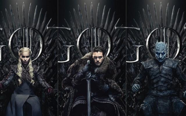 Los 20 personajes más importantes para el final de Game of Thrones - Daenerys Targaryen, Jon Snow, Rey de la Noche. Foto de HBO