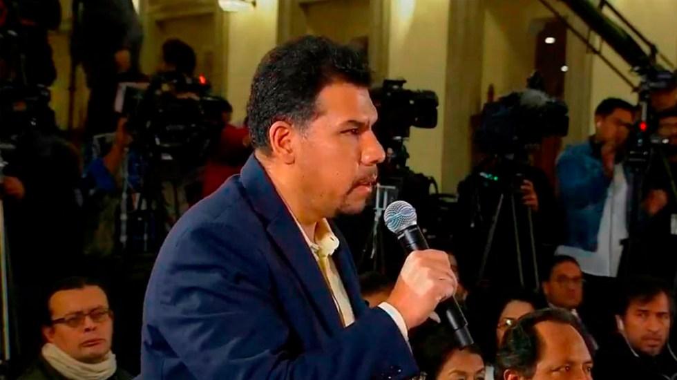 El periodista Daniel Blancas narra su secuestro en Tula