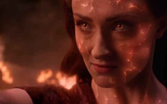 #Video Presentan nuevo avance de X-Men Dark Phoenix - Sophie Turner como Jean Grey. Captura de pantalla