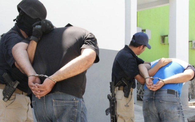 Captura de dos hombres por secuestro llevó a hallazgo de fosas en Colima - Foto ilustrativa proporcionada por FGE Colima