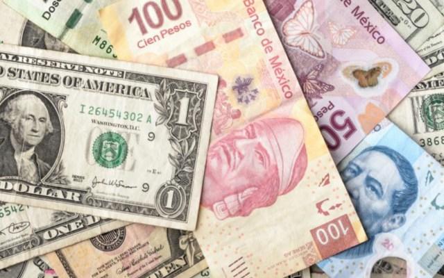 Dólar se vende hasta en 19.45 pesos - cotización dólar peso