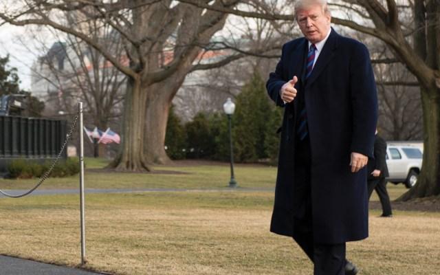 Donald Trump goza de buena salud pese a consumir comida chatarra - Foto de AFP