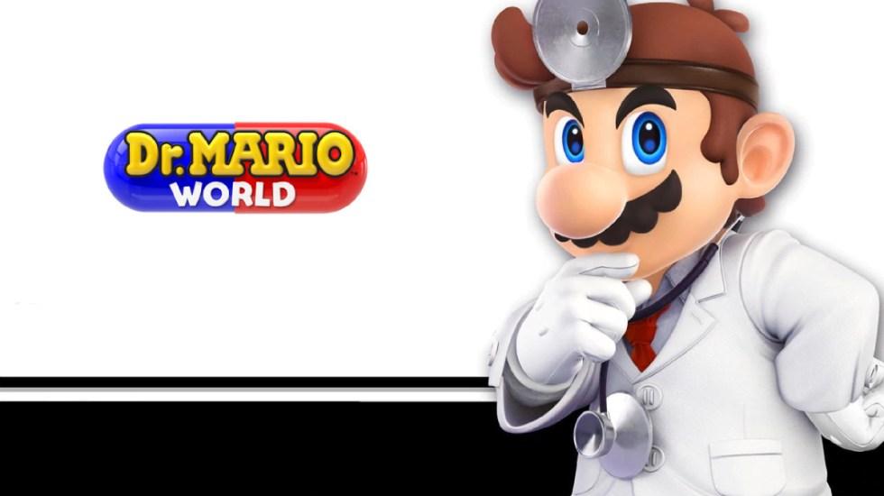 """Nintendo creará """"Dr. Mario World"""" para celulares - nintendo anuncia el lanzamiento de dr mario world"""