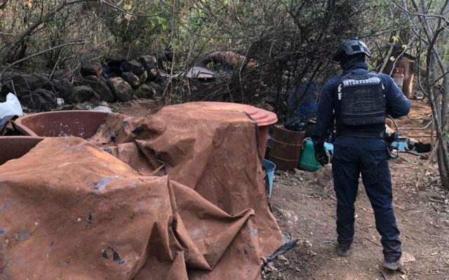 Aseguran laboratorio de droga sintética en Jalisco - Foto de Quadratín