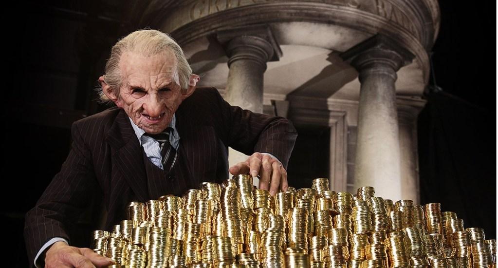 #Video Así maquillaron a los duendes de Harry Potter - Foto de Warner Bros.