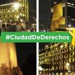 Monumentos capitalinos se teñirán de dorado por cáncer infantil - Foto de @SOBSECDMX