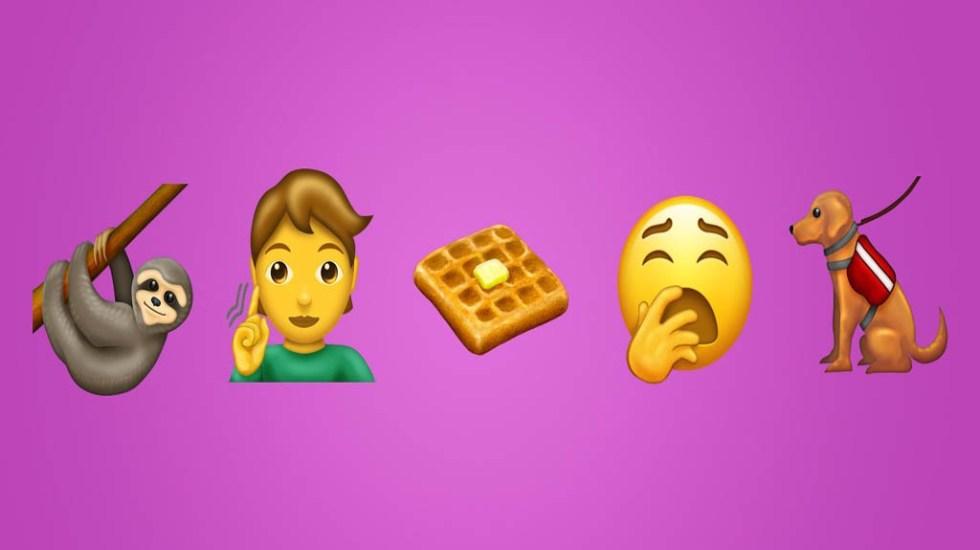Estos serán los nuevos emojis para WhatsApp en 2019 - Emojis 2019. Foto de Emojipedia