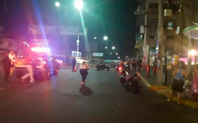Enfrentamiento deja un muerto y un policía herido en Acapulco - Foto de Quadratín