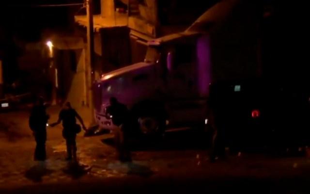 Enfrentamiento deja nueve muertos en Michoacán - Foto de Noticieros Televisa