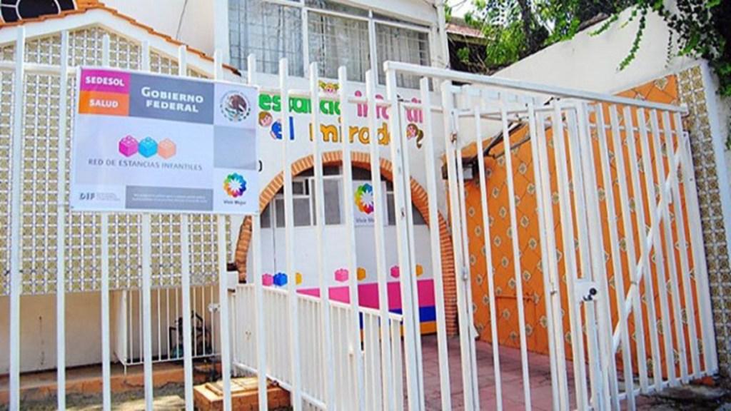 Interponen demanda de amparo contra eliminación de estancias infantiles - amparo eliminación estancias infantiles