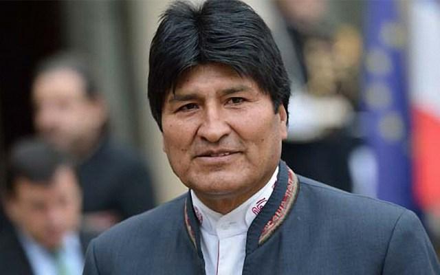 El plan para que Evo Morales llegue a México - Foto de Notimex