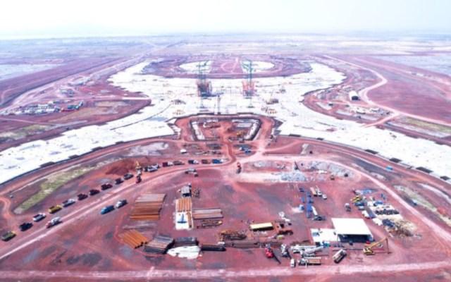 Terminación anticipada de contratos del NAIM alcanzó 95 por ciento: GACM - terminación anticipada contratos naim