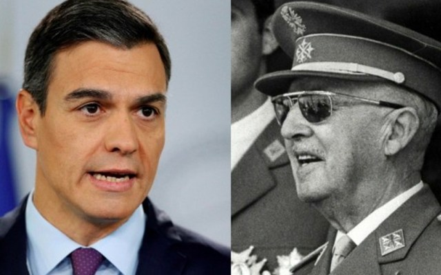 Gobierno español apruebaexhumar a Franco y da ultimátum a familiares - Foto de El Comercio/Perú