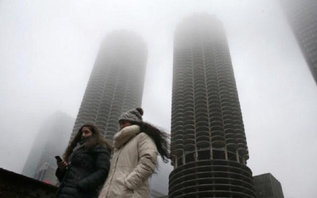 Temperaturas en Chicago serán debajo del punto de congelación - Frío en Chicago. Foto de Chicago Tribune