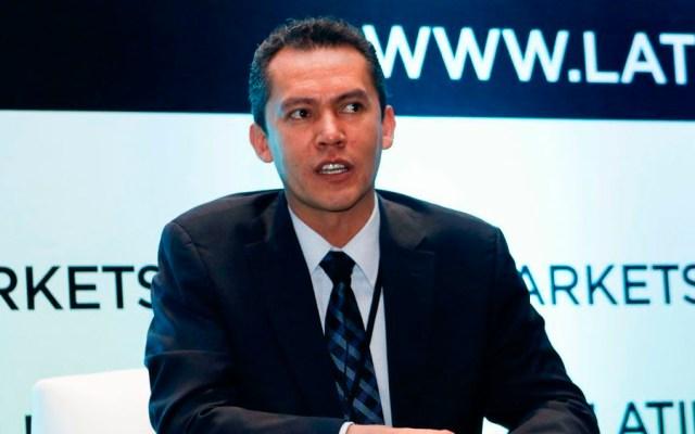 Renuncia Gaspar Franco a la Comisión Nacional de Hidrocarburos - Foto de EE