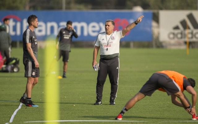 Martino no abre entrenamientos para evitar polémicas en el Tricolor - Foto de Mexsport