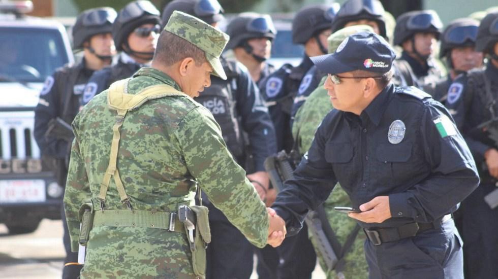 Gobierno esperará aprobación en todos los congresos para promulgar Guardia Nacional - Foto de Notimex
