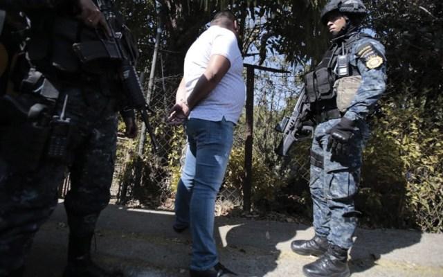 Detienen a guatemalteco ligado con el Cártel de Sinaloa - Foto de @mingobguate
