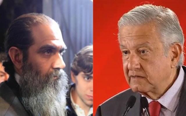 """""""No tenemos fobia contra nadie"""": AMLO sobre Guillermo Padrés - Guillermo Padrés / AMLO. Foto LDD"""