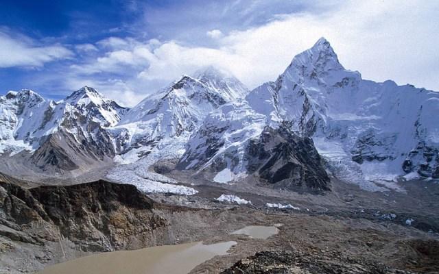 Hielo del Himalaya se derretirá en este siglo - Himalaya. Foto de Fabián Ventura