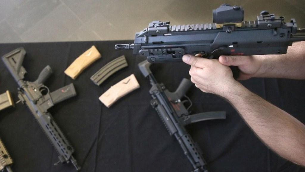 Multan a Heckler & Koch por exportación ilegal de rifles a México - multan a empresa alemana por exportación ilegal de armas a méxico
