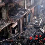 Al menos 70 muertos tras incendio en Bangladesh - Foto de AP