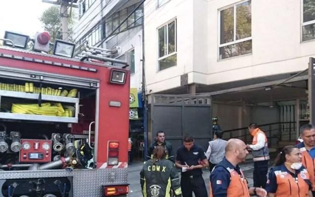 Incendio consume departamento en la colonia Del Valle - Foto de Diario Impacto