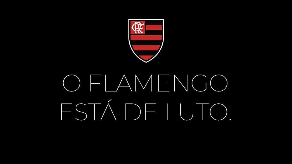 Futbolistas lamentan tragedia del Flamengo - Foto de @Flamengo