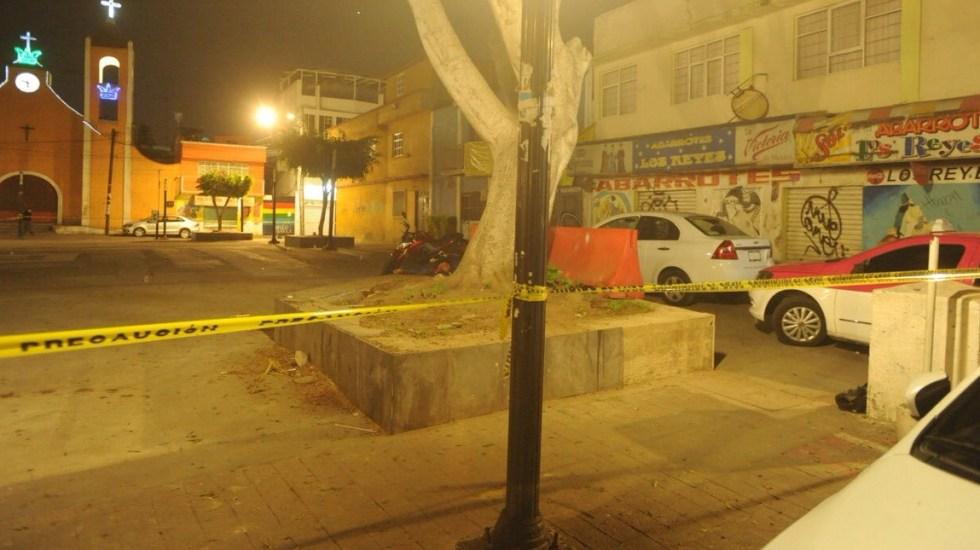 Asesinan a seis personas en Iztapalapa - Foto de @arturosierra1