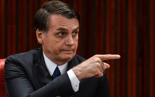 Bolsonaro visitaría EE.UU. en marzo - Foto de Notimex-EBC/POOL