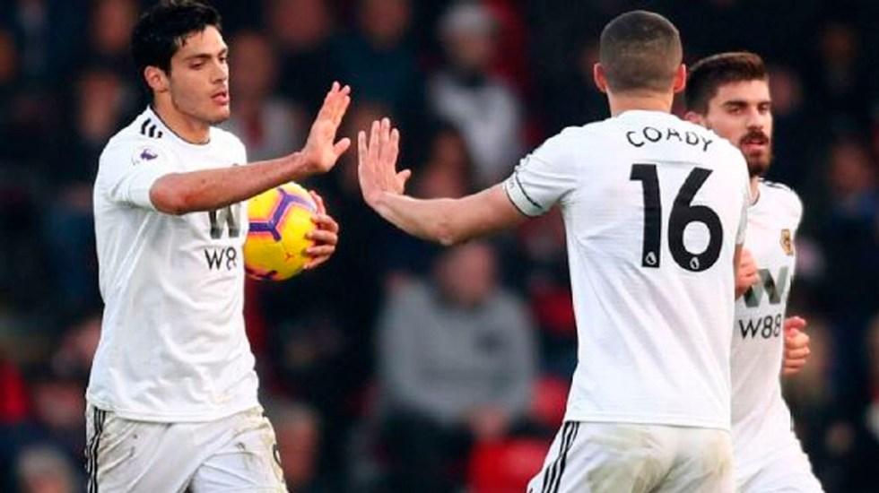 Capitán del Wolverhampton quiere que Jiménez se quede muchos años en el club - Foto de Getty