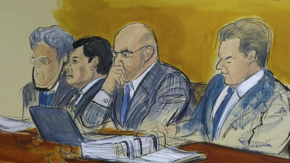 Jurado que decidirá el destino del 'Chapo' Guzmán sigue sin alcanzar veredicto - Foto de AP