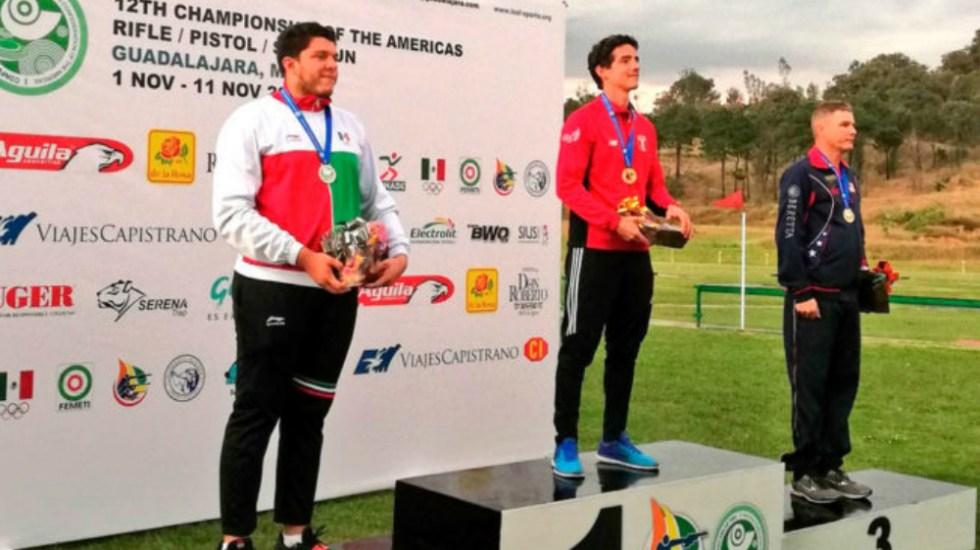 México ya tiene un atleta clasificado para Tokio 2020 - Foto de @codejalisco