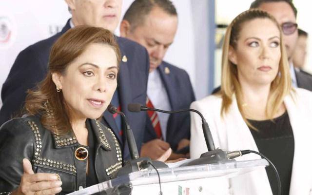 Vázquez Mota responde a crítica de AMLO por estancias infantiles - Foto de Senado PAN