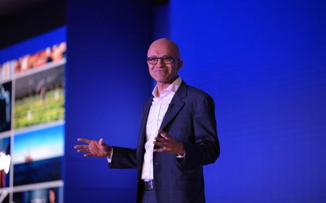 La tecnología puede empoderar a los mexicanos: CEO de Microsoft - Satya Nadella, CEO de Microsoft.