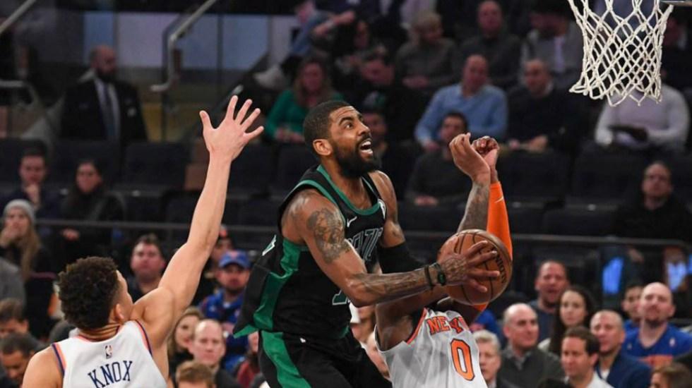 Celtics cumplen ante unos mermados Knicks - Foto de Boston Celtics