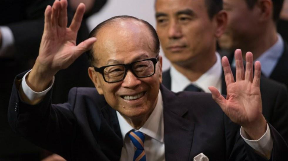 Las personas más ricas de Hong Kong - Foto de EFE